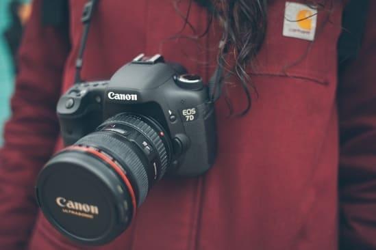 Une image d'un appareil photo pour les voyageurs