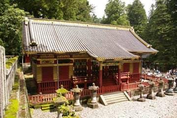 le sublime temple du Toshogu