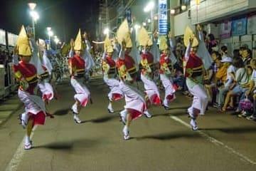 Le festival Awa Odori à Tokushima