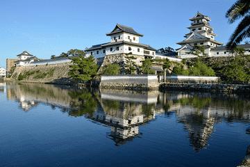 Le somptueux château de Imabari