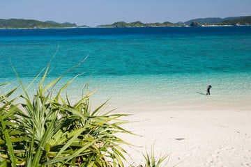 Photo d'une plage paradisiaque de Zamami