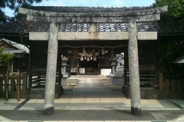 Un des nombreux temples de la ville de Matsue