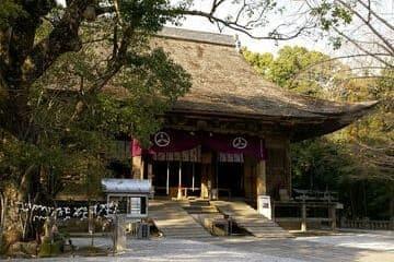 Le principal temple de la ville de Kochi