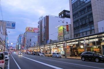 Photo du quartier geek de Osaka