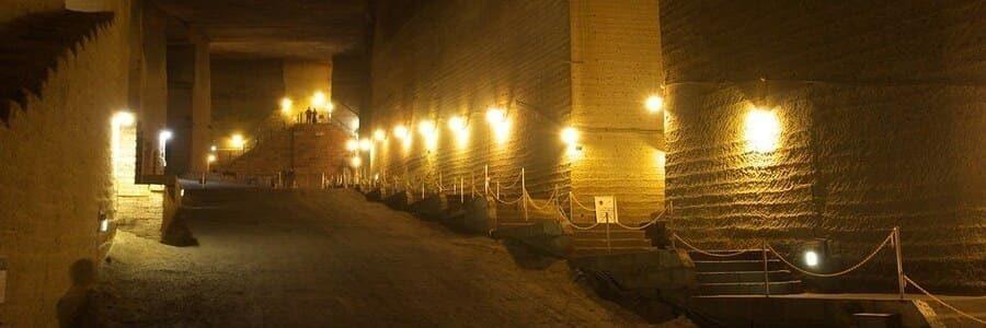 Les souterrains à visiter de Utsunomiya